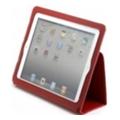 Чехлы и защитные пленки для планшетовYoobao Executive Leather Case for iPad 2 красный