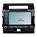 Автомагнитолы и DVDUGO Digital Toyota Landcruiser 200 (AD-6818)