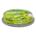 Sony CD-R 700MB 48x Cake Box 10шт