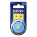 Sony LR1130 bat(1.55B) Alkaline 1шт (LR1130BEA)