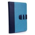 Чехлы и защитные пленки для планшетовTuff-luv Manhattan для iPad mini Navy/Sky Blue (I7_23)