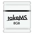 USB flash-накопителиtakeMS 8 GB MEM-Drive EXO White
