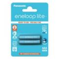 Panasonic AAA 550mAh NiMh 2шт Eneloop Lite (BK-4LCCE/2BE)