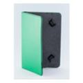 """Чехлы и защитные пленки для планшетовЛагода Clip stand 6-8"""" Dark Green Rainbow"""
