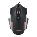 Клавиатуры, мыши, комплектыModecom MC-GMX1 Volcano Black USB
