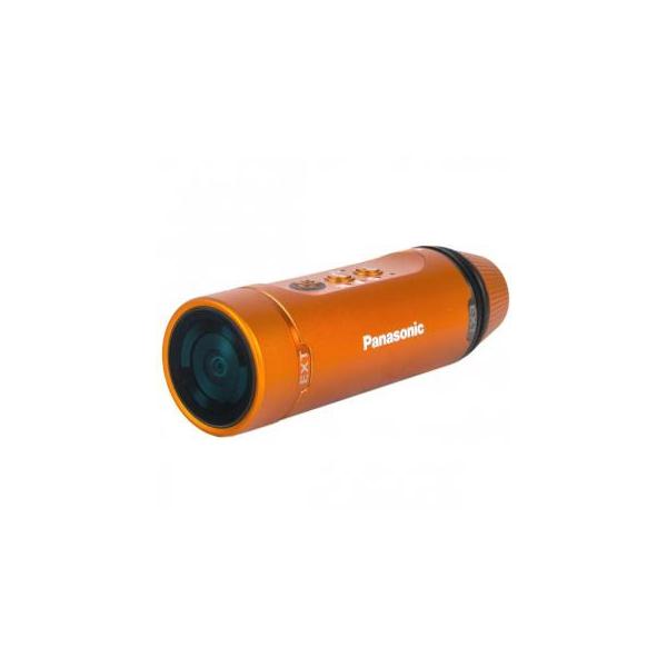 Panasonic HX-A1 Orange (HX-A1MEE-D)