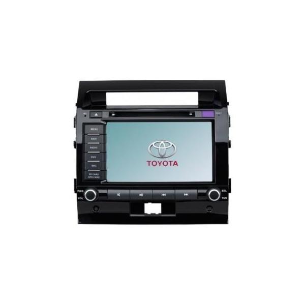 UGO Digital Toyota Landcruiser 200 (AD-6818)