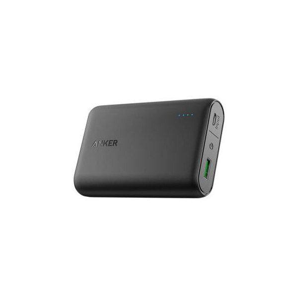 Anker PowerCore 10000 mAh with QC 3.0 V3 Black (A1266H11)