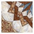 Керамическая плиткаGolden Tile Флоренция Напольная 400x400 Бежевый (Л91830)