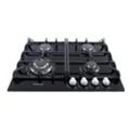Кухонные плиты и варочные поверхностиFabiano FHG 10-44 VGH-T Black Glass