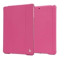 Jisoncase Smart Cover for iPad Air Rose JS-ID5-01H33
