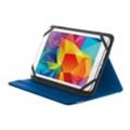 """Чехлы и защитные пленки для планшетовTrust 7-8"""" Universal Primo folio Stand for tablets Blue (20313)"""