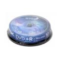 Диски CD, DVD, Blu-rayTDK DVD+R 4,7GB 16x Cake Box 10шт