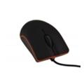 Клавиатуры, мыши, комплектыLOGICFOX LP-MS 015 Black-Red USB