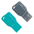 USB flash-накопители PNY 4 GB Key Attache Twin Pack (FDU4GBKEYCOLX2-EF)