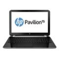 НоутбукиHP Pavilion 15-g003sw (G2A33EA) Black