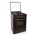 Кухонные плиты и варочные поверхностиCANREY CGE6031GT (brown)