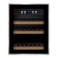 ХолодильникиCaso WineSafe 12 Black
