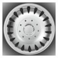 Колпаки для колесSKS 410 R16