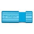 USB flash-накопителиVerbatim 16 GB Store 'n' Go PinStripe Blue 49068