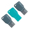 USB flash-накопители PNY 4 GB Key Attache Triple Pack (FDU4GBKEYCOLX3-EF)