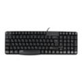 Клавиатуры, мыши, комплектыRapoo N2400 mouse Black USB