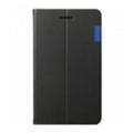 Чехлы и защитные пленки для планшетовLenovo Tab3 7 E Folio Case and Film Black (ZG38C00959)