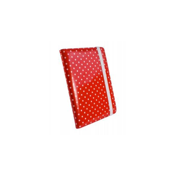 Tuff-luv Slim Book C2_40 Red