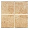 Керамическая плиткаGolden Tile Анастасия Настенная 200x200 Бежевый (Л21061)
