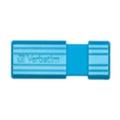 USB flash-накопителиVerbatim 8 GB Store 'n' Go PinStripe 47398 Blue