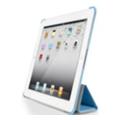 Чехлы и защитные пленки для планшетовSGP Hard Case Harmonie для iPad 2 голубой (08010)