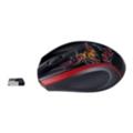 Клавиатуры, мыши, комплектыGenius DX-7010 Tattoo Series Red-Black USB