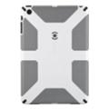 Чехлы и защитные пленки для планшетовSpeck CandyShell для iPad mini Grip White/Black (SPK-A1957)