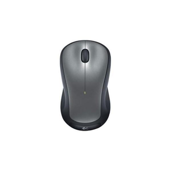 Logitech Wireless Mouse M310 Silver-Black USB