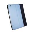 Tuff-luv Slim-Stand для iPad 2/3 Blue-Black (C10_63)