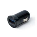 Зарядные устройства для мобильных телефонов и планшетовFonemax X-Power Car Charger Black (FM-XPC214BK)