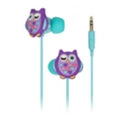 Наушники Kitsound My Doodles Owl In-Ear