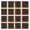 Paradyz Concert naroznik nacinany 4,8x4,8 Brown