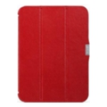Чехлы и защитные пленки для планшетовi-Carer Чехол для Samsung Galaxy Tab3 10.1 RS521001 Red