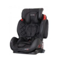 Coletto Sportivo ONLY isofix (black)
