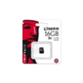 Карты памятиKingston 16 GB microSDHC Class 10 UHS-I SDC10G2/16GBSP