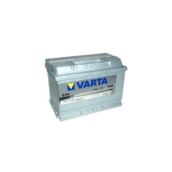 Varta 6СТ-77 SILVER dynamic (E44)