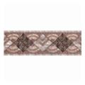 Керамическая плиткаИнтеркерама Бордюр Etruskan коричневый 137x430