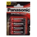 Panasonic AA bat Carbon-Zinc 8шт Special (R6BER/8P)