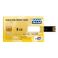 USB flash-накопители GoodRAM 8 GB Credit Card Gift PD8GH2GRCCPR9+G