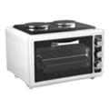 Кухонные плиты и варочные поверхностиSaturn ST-EC1072 White