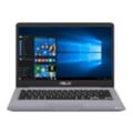 НоутбукиAsus VivoBook S14 S410UN (S410UN-EB056T) Grey