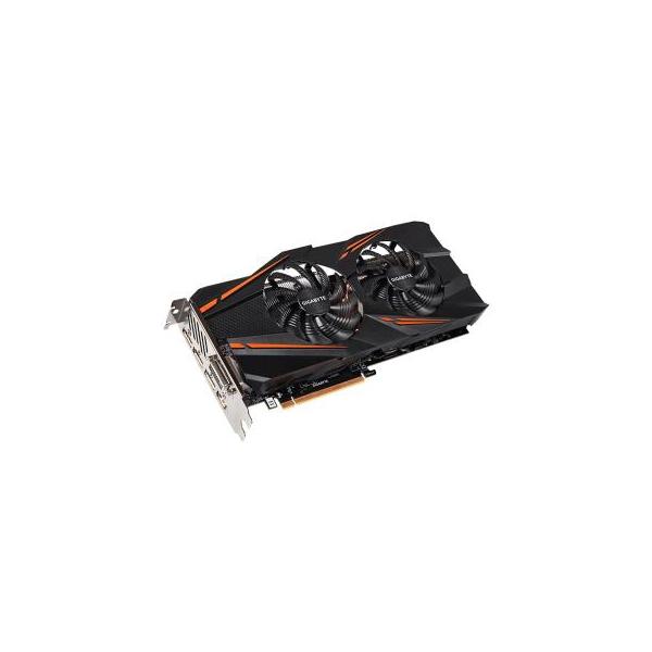 Gigabyte GeForce GTX 1070 WINDFORCE (GV-N1070WF2-8GD)