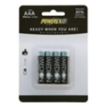 Аккумуляторы, батарейкиPowerEx AAA 950mAh NiMh 4шт MHRAAAI4