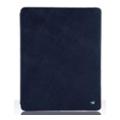 Чехлы и защитные пленки для планшетовZenus Prestige Leather Case with Stand  Pearl Lizard Series для iPad 2 Blue Black